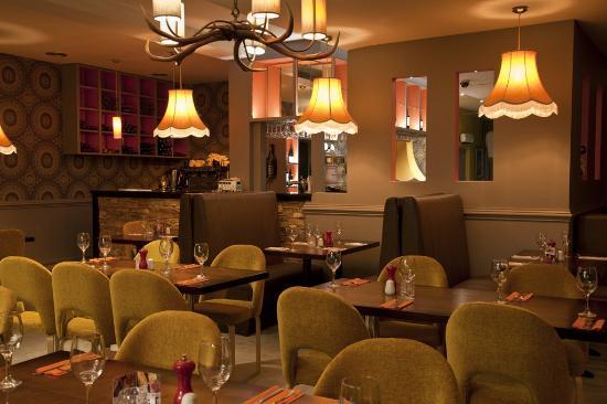 Masterson's Steak House & Wine Bar: Downstairs 3
