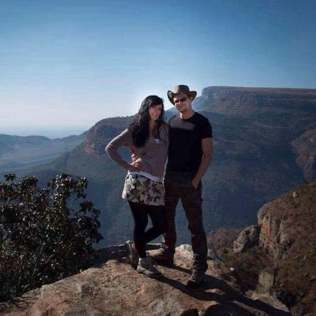 Hoedspruit, جنوب أفريقيا: Blyde River Canyon Panorama