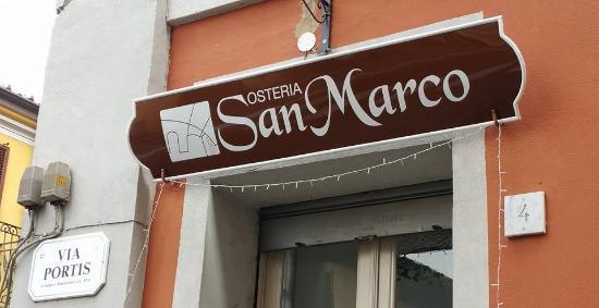 Osteria San Marco