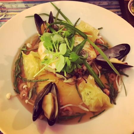 Whitstable, UK: Wheelers Oyster Bar | Turbot