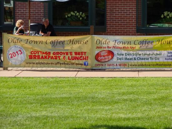 Cottage Grove, WI: Olde Town Coffee House