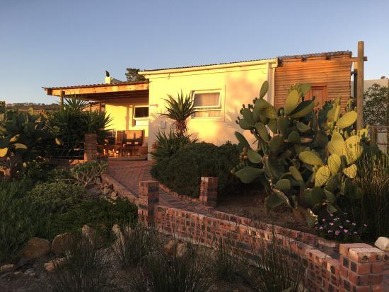 Sir Lowry's Pass, جنوب أفريقيا: Resort