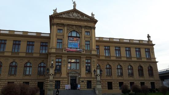 Muzeum Hlavního Města Prahy: Celkový pohled
