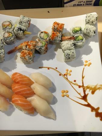 Owen Sound, Canadá: great sushi