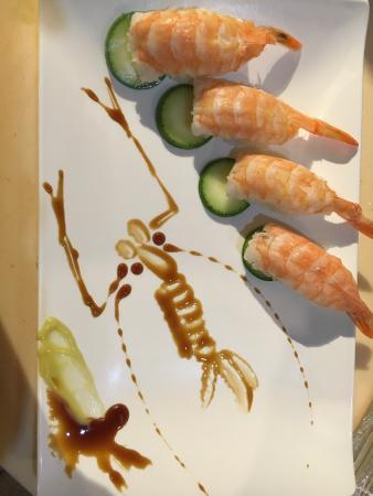 Owen Sound, Canada: great sushi