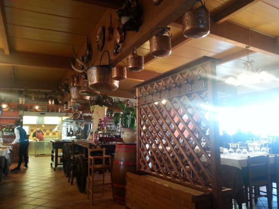 Latisana, Italia: ingresso del ristorante