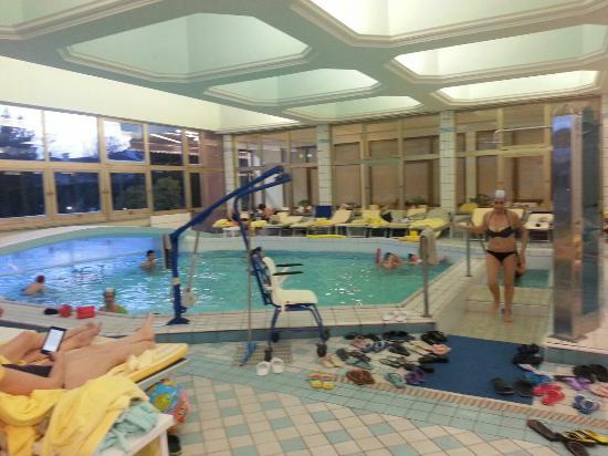 La piccola piscina coperta picture of hotel terme - Piccola piscina ...