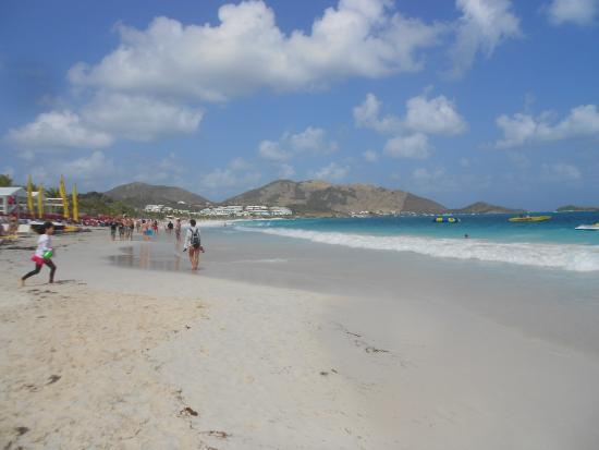 Sint Maarten, Άγιος Μαρτίνος: Orient bay beach