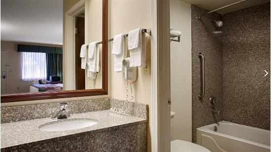 Warner Robins, Gürcistan: Bathroom