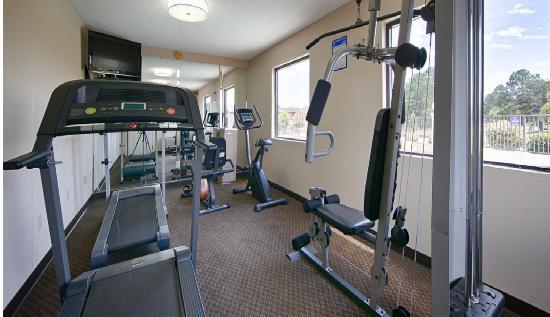 Warner Robins, Gürcistan: Exercise Room