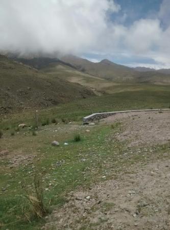 Tafi del Valle, Argentina: Paisaje