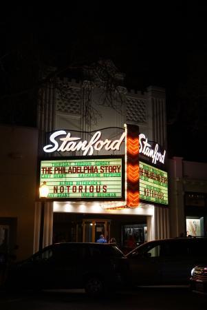 Palo Alto, CA: The Stanford Theatre