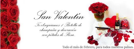 Hotel Boutique San Sebastian: PROMOCION EN EL MES DE FEBRERO