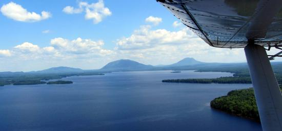 Greenville Junction, ME: Moosehead Lake