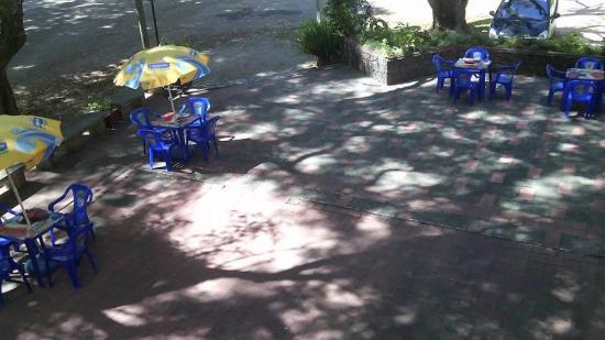 La Hosteria Don Guillermo: Terraza hoy