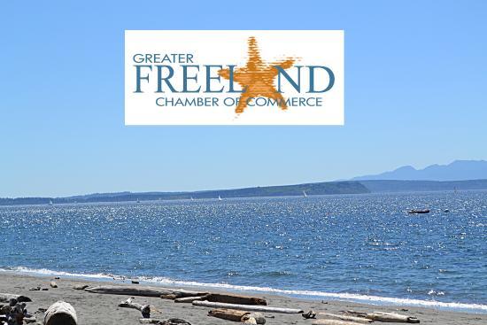 Freeland, Вашингтон: We're close to several great beaches!