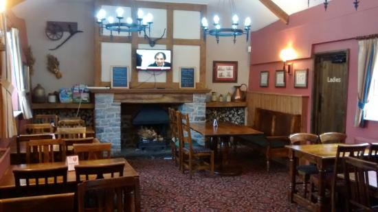 Llantwit Major, UK: restaurant