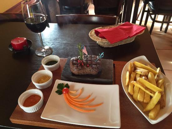 Für Steakliebhaber einfach genial!