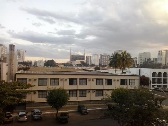 Bittar Plaza Hotel: Vista panoramica