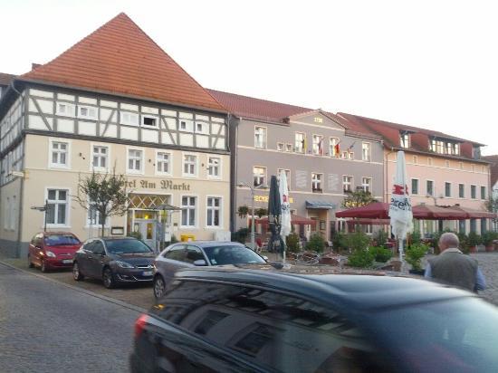 Hotel Am Markt & Ueckermunder Brauhaus Stadtkrug