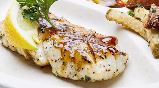 Coreglia Antelminelli, Włochy: Il primo è un controfiletto( o bistecca sfatta come più vi piace) mentre il secondo è un filetto