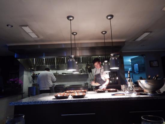 menu degusta o picture of the kitchen table by white palm rh tripadvisor co uk