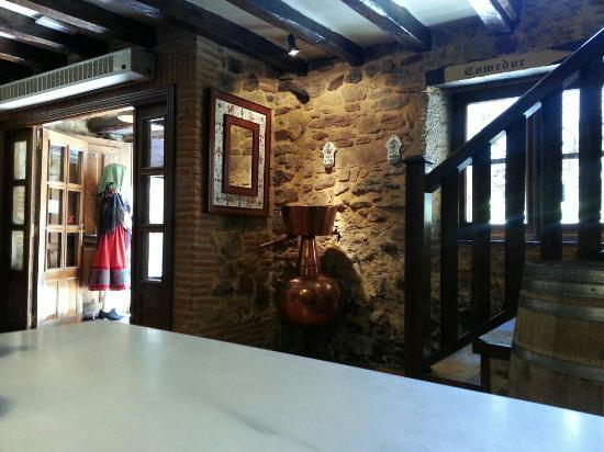 Foto de restaurante el encuentro la alberca restaurante for Alberca restaurante
