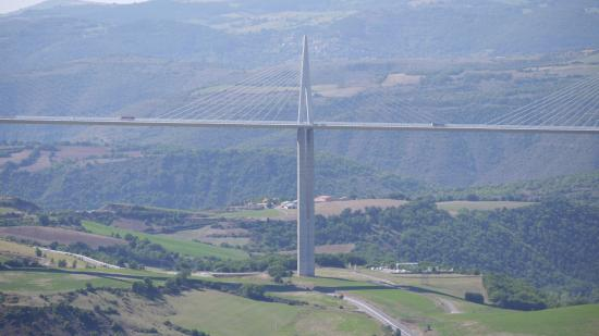 millau viaduct photo de viaduc de millau millau tripadvisor. Black Bedroom Furniture Sets. Home Design Ideas
