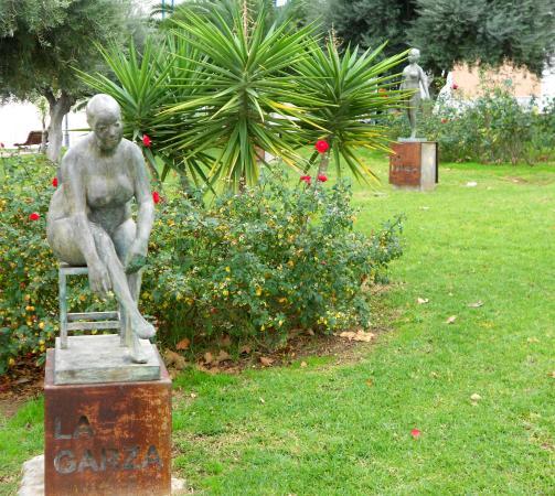 Parque Escultorico Antonio Campillo