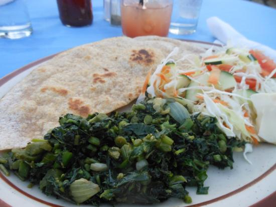 this was their jamaican vegetable patti a tortilla shell reg veg rh tripadvisor co za