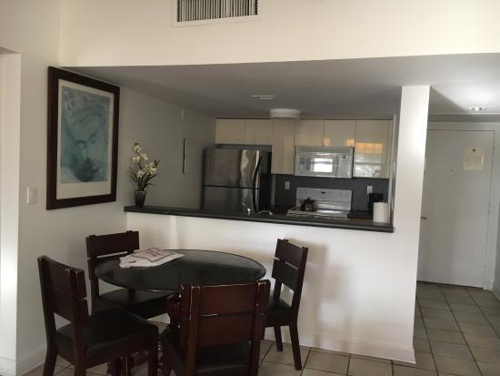 Casa Grande Suite Hotel of South Beach: and a full kitchen