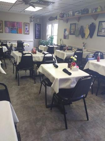 Dining room @ chow 45 in Mayfield KY