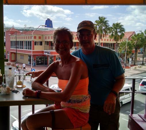 Baytown, TX: Margaritas, Belashi & Bon Bon Shrimp :)