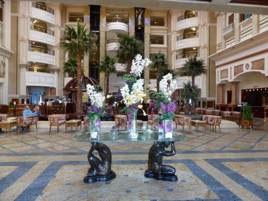 SENTIDO Palm Royale Soma Bay: Lobby