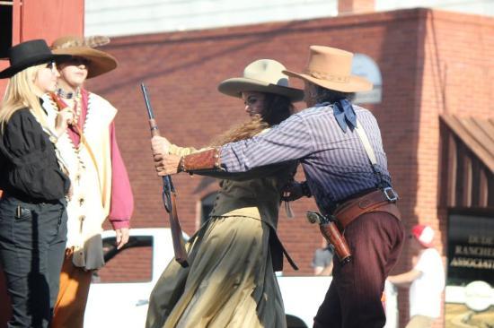 Cody, WY: I gunfighers