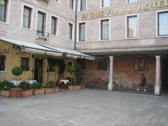 hotel ai due fanali venice - photo#7