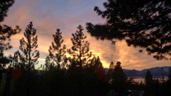Stateline, نيفادا: lake tahoe