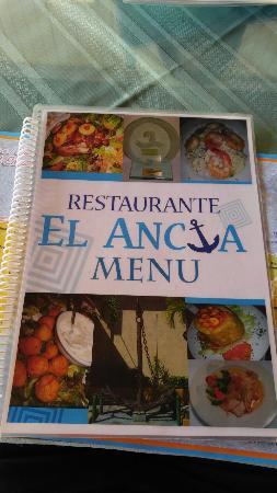 El Ancla: Just got here...