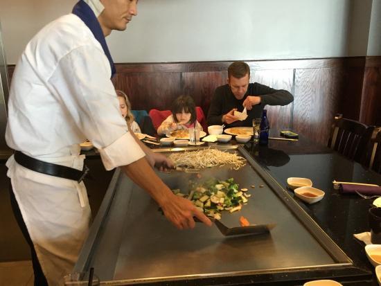 Newton, MA: Tokyo Japanese Steak House