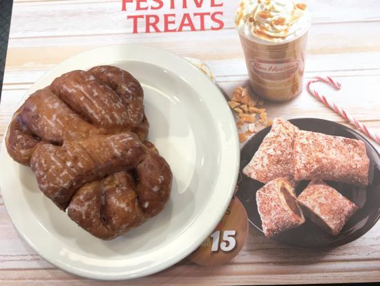 Starbucks Canadian Copycat Tim Hortons Dubai Traveller