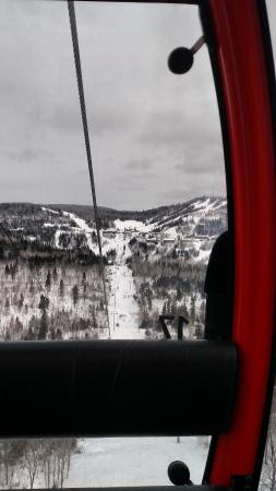 Lutsen, MN: Picture from the gondola