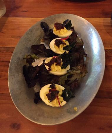 Placentia, CA: Deviled Eggs