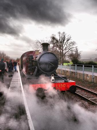 Avon Valley Railway (AVR) : Steaming