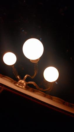 Teatro Francesco Cilea: Illuminazione