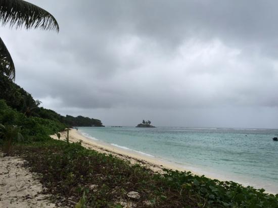 Anse Royale, Seychellen: beach view