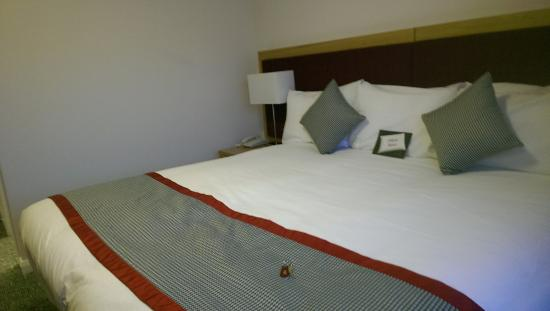 Radcliffe Training and Conference Centre : bedroom