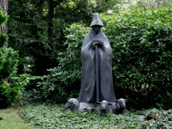 Friedhof Fluntern (Fluntern Cemetery): Cementerio Zurich