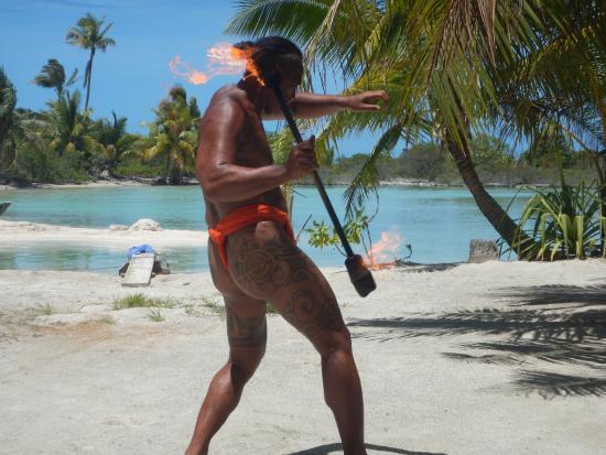 Maohi Nui: Patrick's Fire Dance