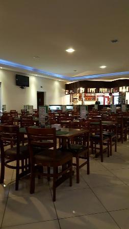 Cruzeiro, SP: Restaurante Minuano