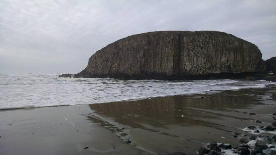 Seal Rock, OR: The Big Rock